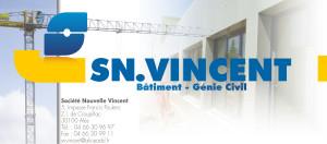 Carte de visite SN Vincent